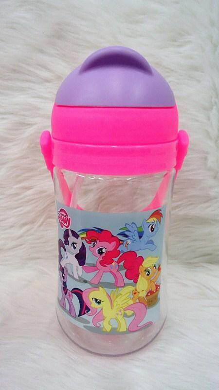 650ML Cartoon Water Bottle Kids Drinking Bottle BPA Free (BGJAYA)-My Little Pony