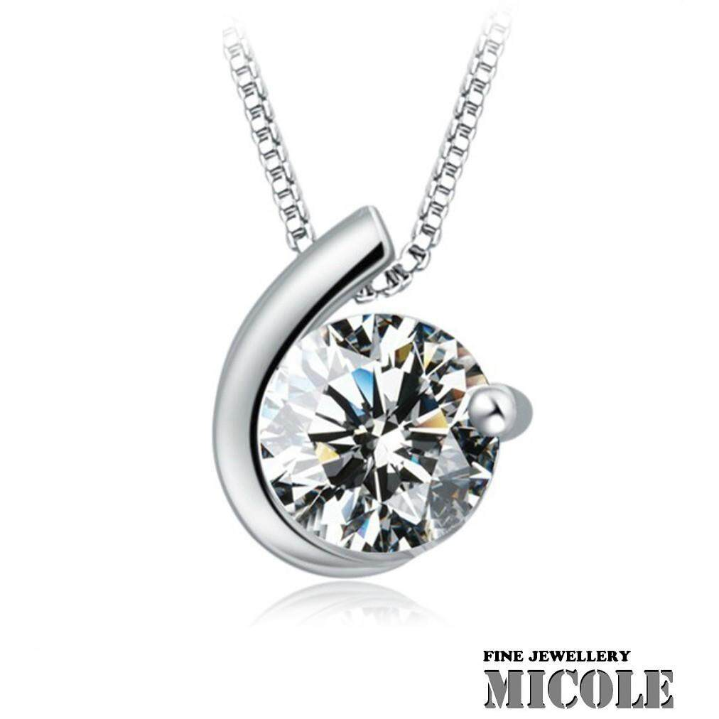 MICOLE M1037 Fashion Women Necklace Pendant