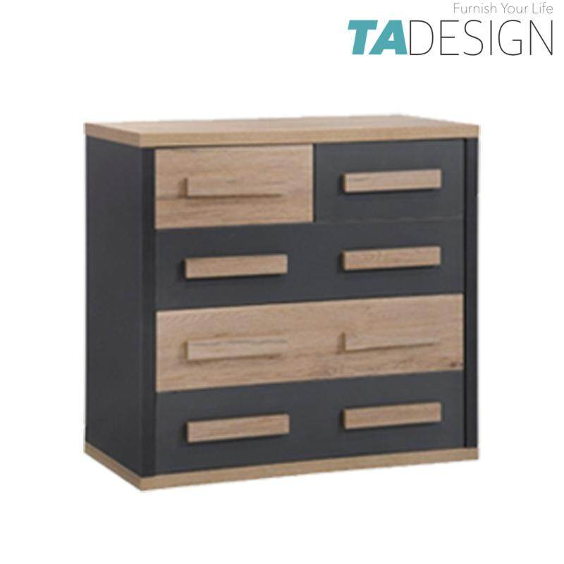 TAD KOBI 5 drawer chest drawer chest of drawer kids storage