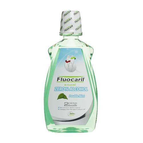 Fluocaril Mouthwash 0% Alcohol 500ml