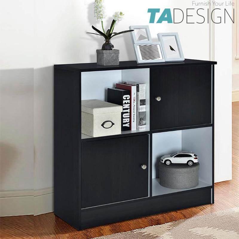 TAD BODEN 4 cube billy bookcase cabinet storage rack cabinet kitchen