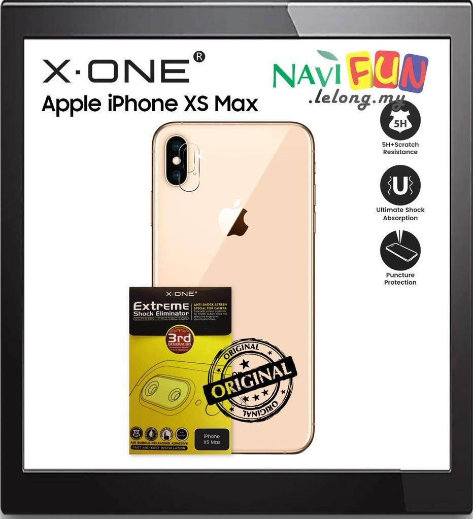 X-One® Extreme Camera Protector Apple iPhone XS Max