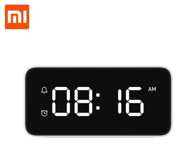 [Original] Xiaomi MiJia Mi Smart Alarm Clock AI Voice Command Original