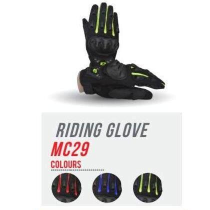 Original Racing Boy MC29 Motorcycle Riding Full Glove