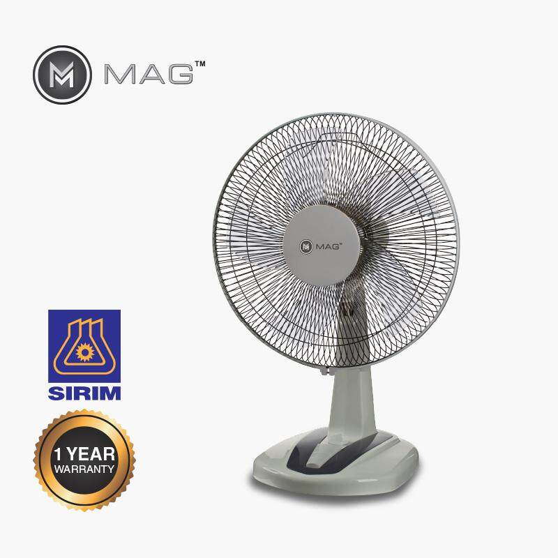 MAG TABLE FAN 18 IN WITH 5-BLADES