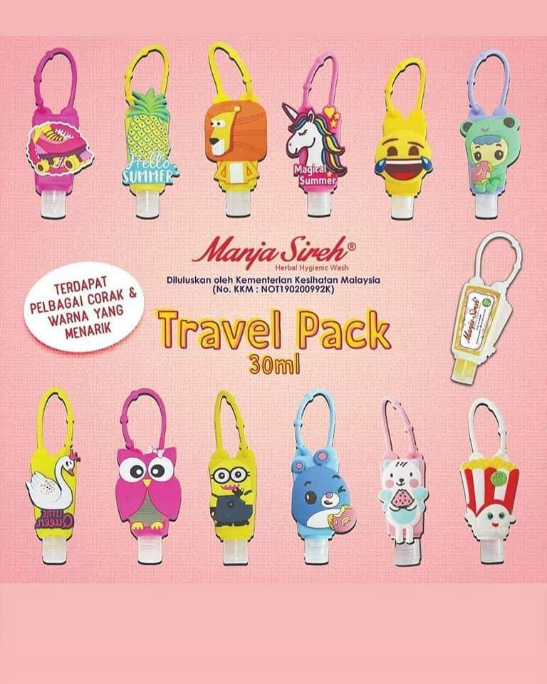 TRAVEL PACK MANJA SIREH 30 ML