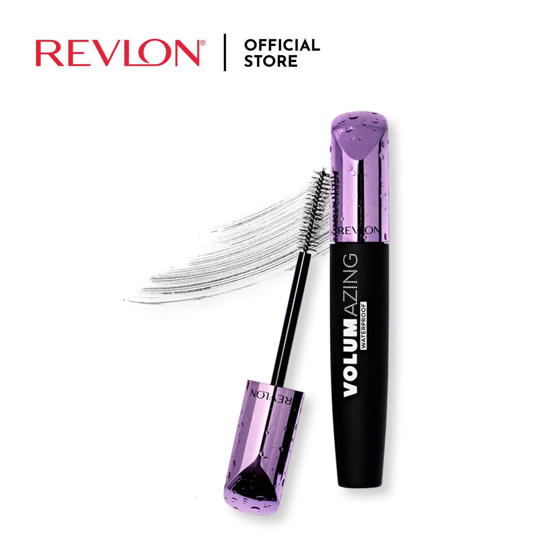 Revlon Volumazing Mascara -951 Blackest Black Waterproof