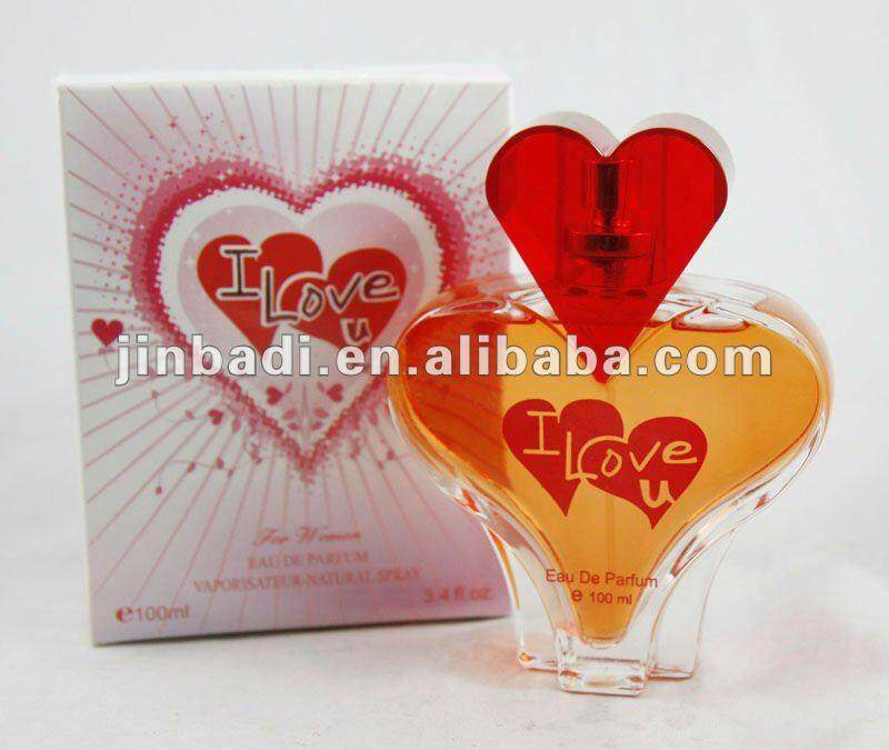 I LOVE U PERFUME FOR WOMEN 100ML