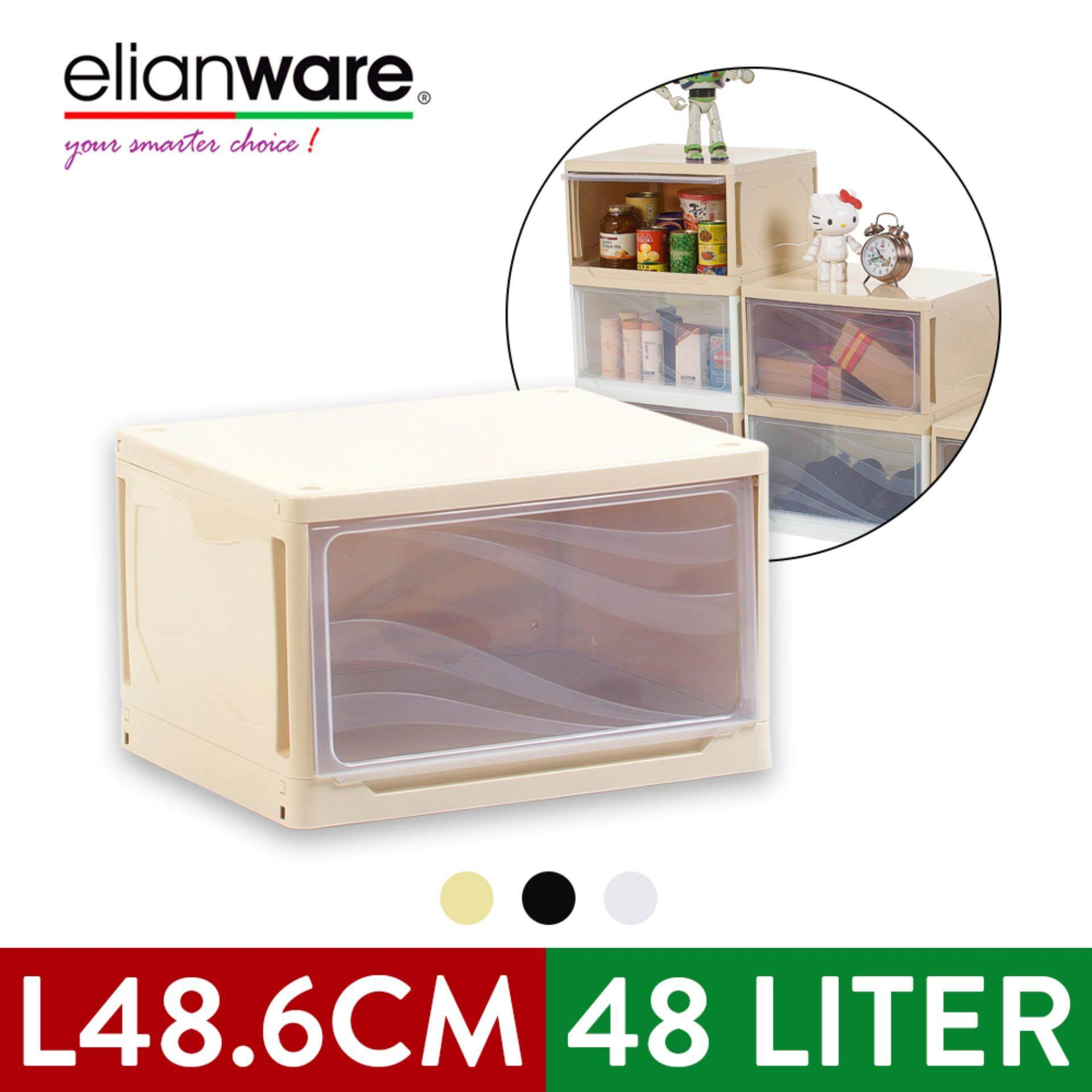 Elianware Rectangular DIY Drawer Cloth Cabinet