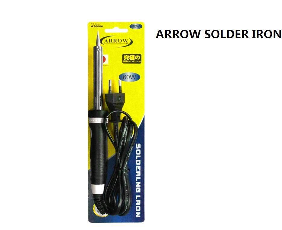 ARROW 60W 220V Welding Solder Soldering Iron Kit Electronic Tool