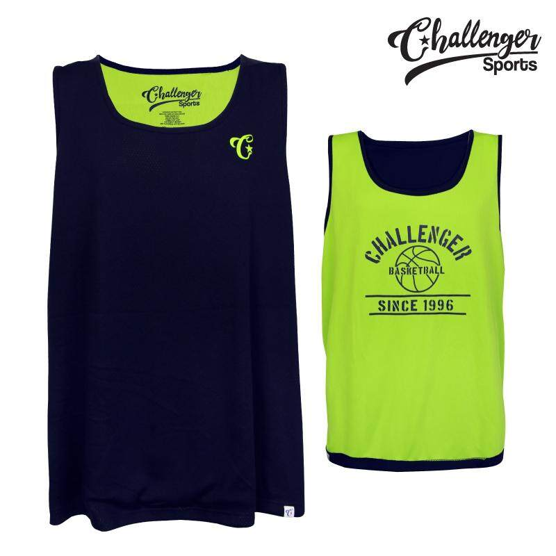 CHALLENGER BIG SIZE Reversible Tank Top CH1502 (Navy)