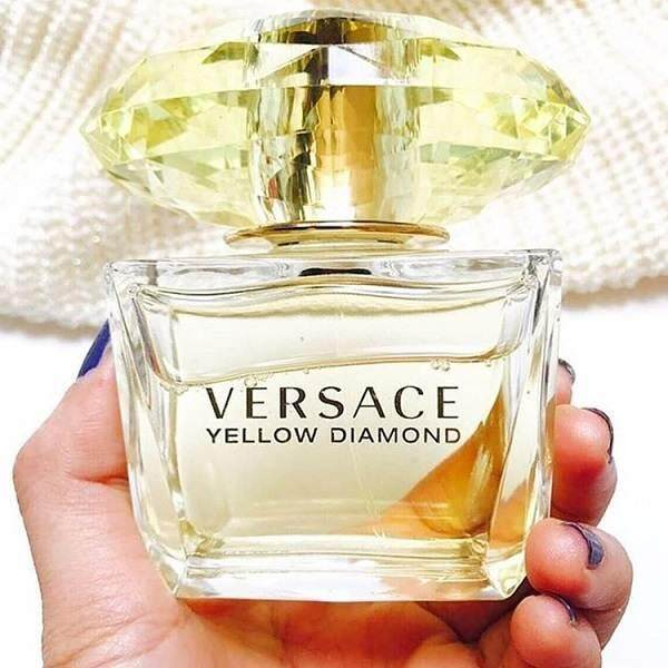 VERSACE COLLECTION YELLOW DIAMOND, BRIGHT CRYSTAL , CRYSTAL NOIR PERFUME FOR WOMEN
