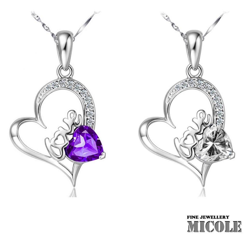 MICOLE M1010 Fashion Women Necklace Pendant