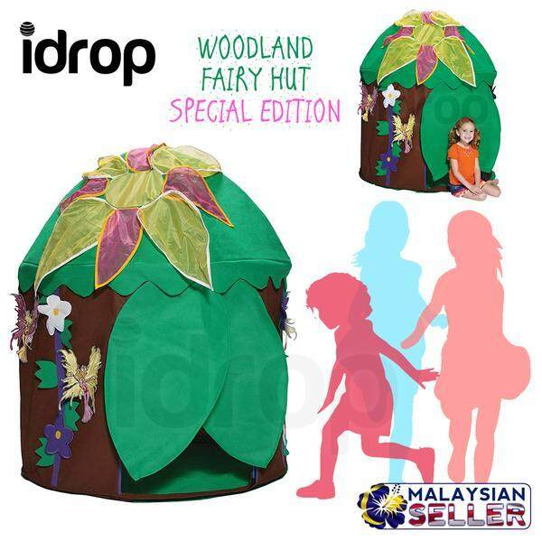 Woodland Fairy Hut Special Edition - Children Play Tent -