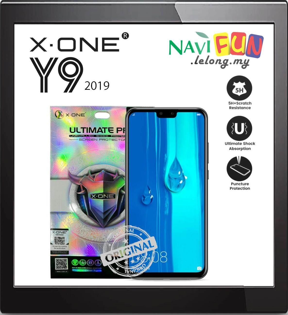 X-One® Ultimate Pro Screen Protec Y9 2019