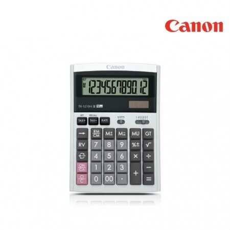 Original Canon TX-1210HI III Desktop (12 Digits) Calculator