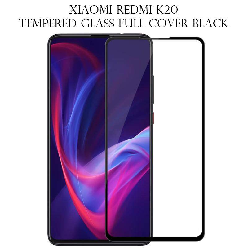 Tempered Glass for Xiaomi Redmi K20 - 2.5D Curve Screen Protector [Full Cover Black]