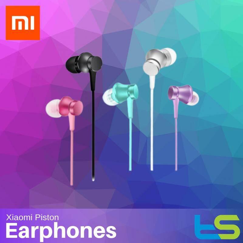 [CNY 2020] Original XIAOMI Mi Piston Basic Colorful Edition Handsfree Earphone Earbuds