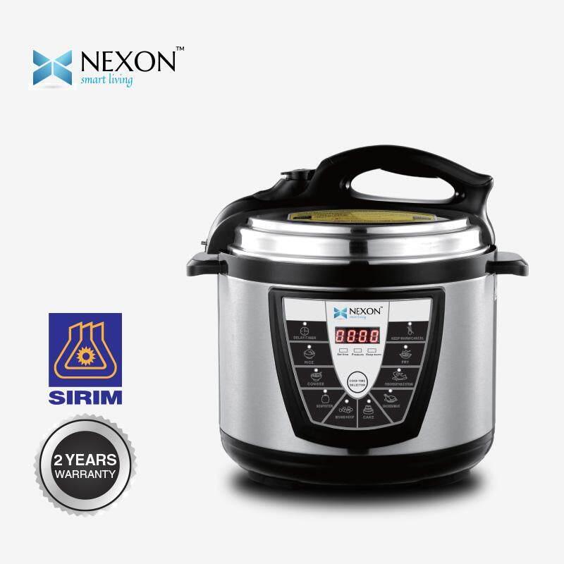 NEXON  DIGITAL PRESSURE COOKER 5L