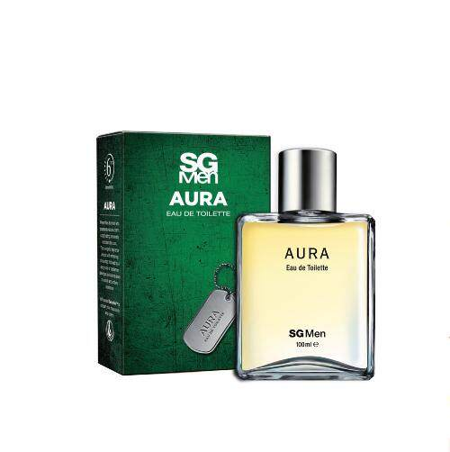 SG Men Eau De Toilette Aura 100ml perfume for men