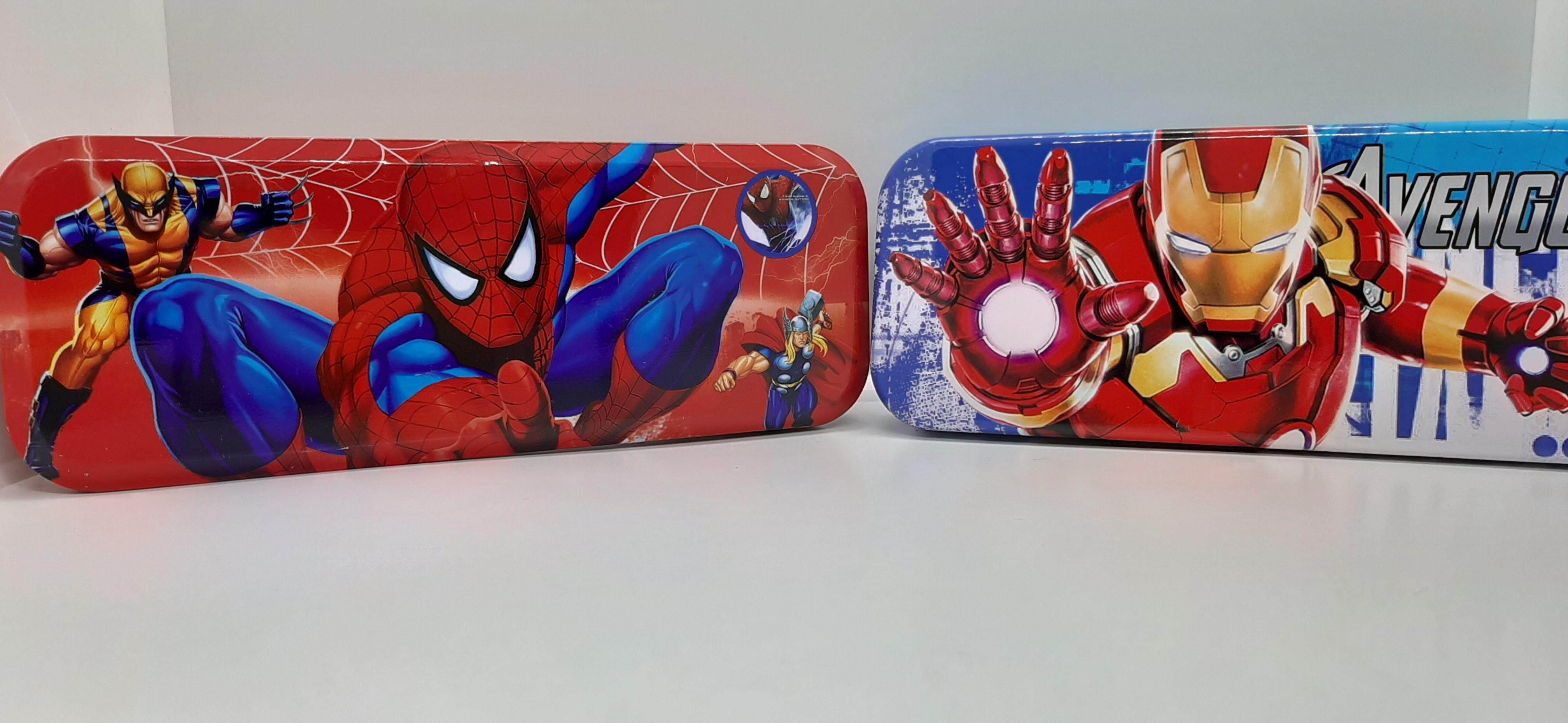 Superhero Stationery Box