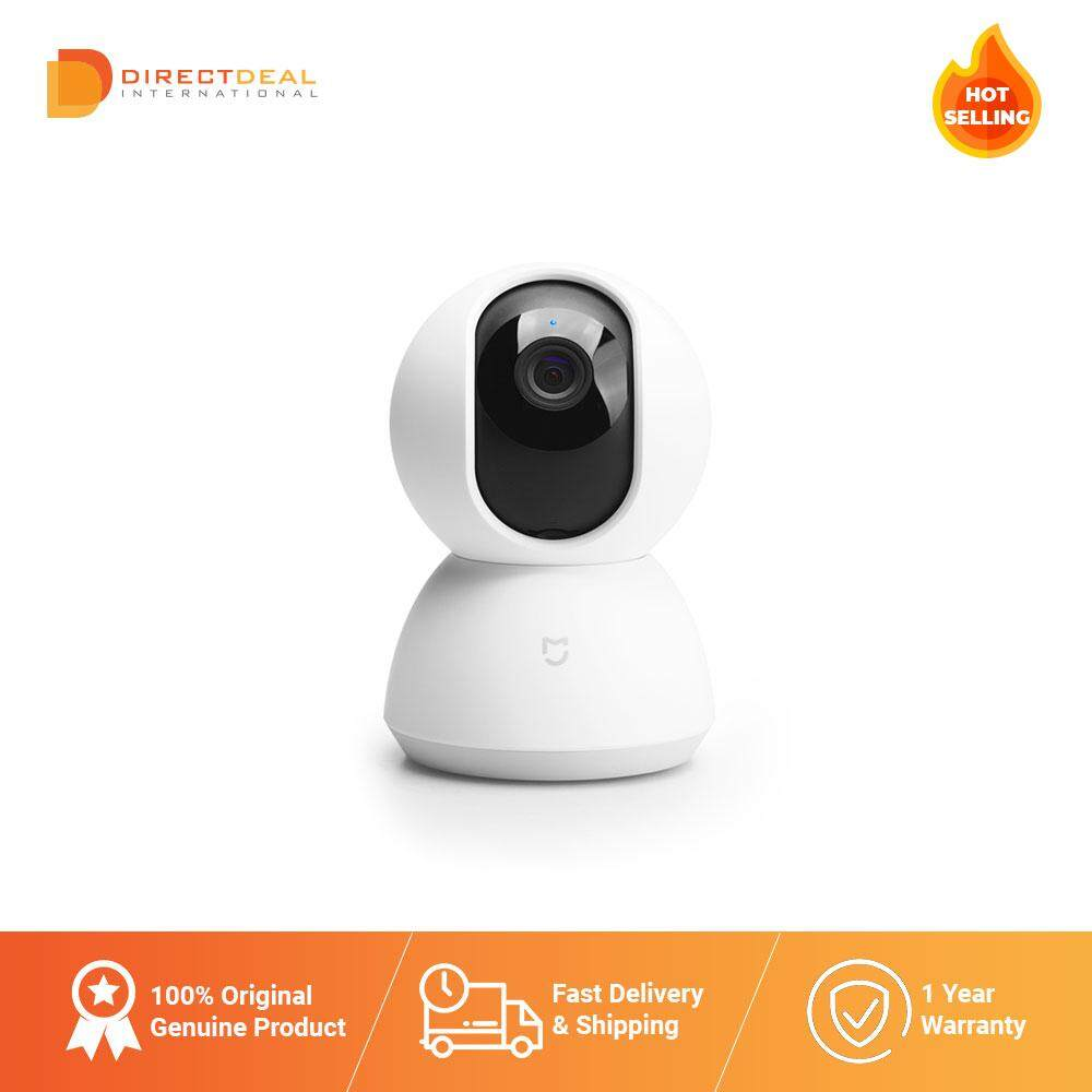 Mi Home Security Camera 360 1080P - Original Mi Malaysia Warranty