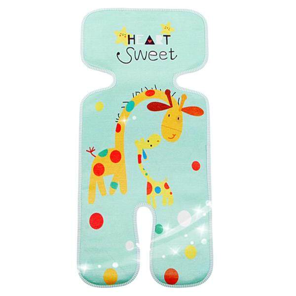 [Little care] Baby Stroller Mat Summer Cool Ice Silk Cushion Newborn Seat Chair Pad Singapore