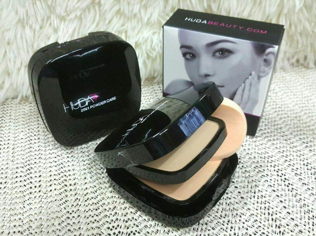 HUD BEAUTY BB POWDER 2 IN 1
