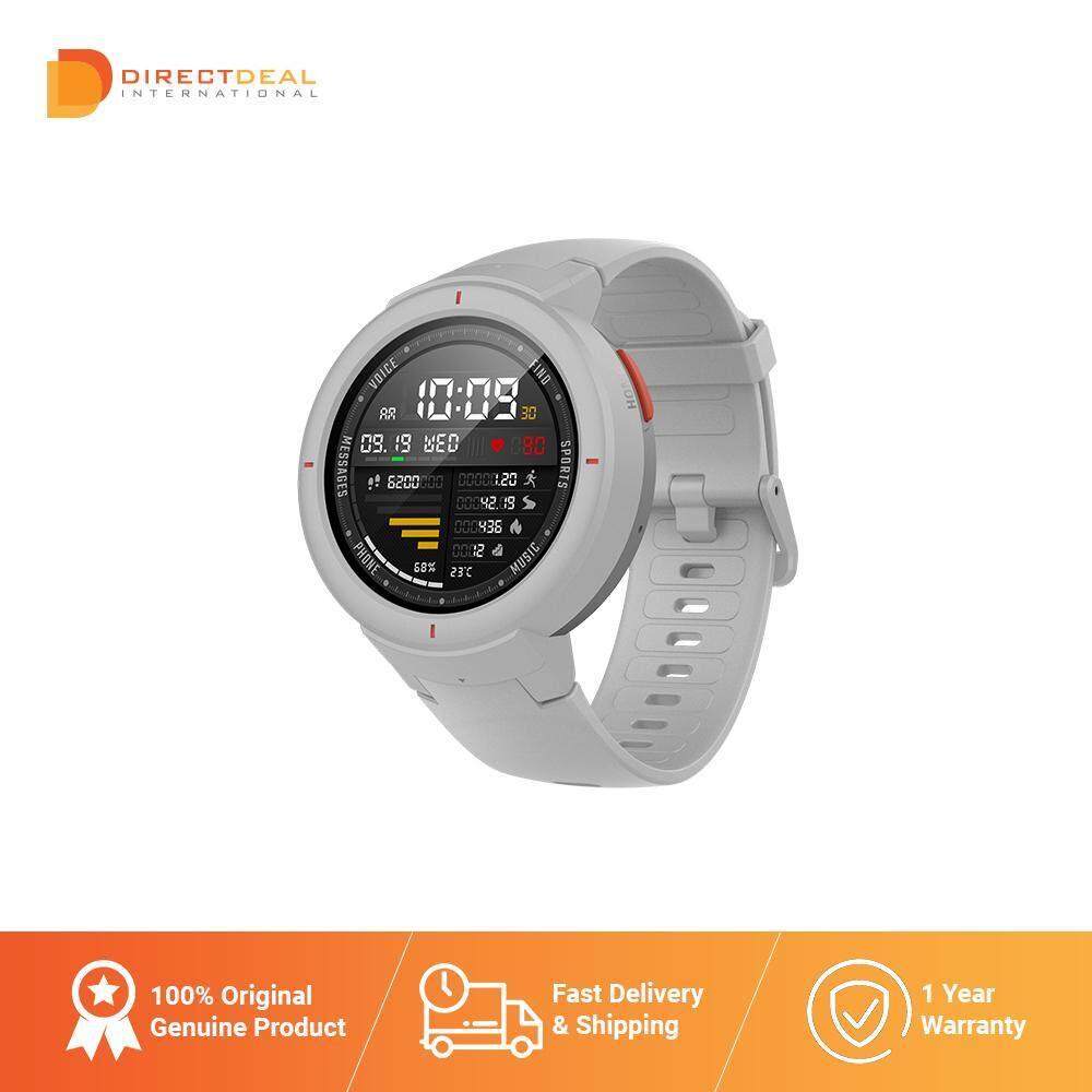 XiaoMi Amazfit Verge Smartwatch - Original Mi Malaysia Warranty (MY SET)