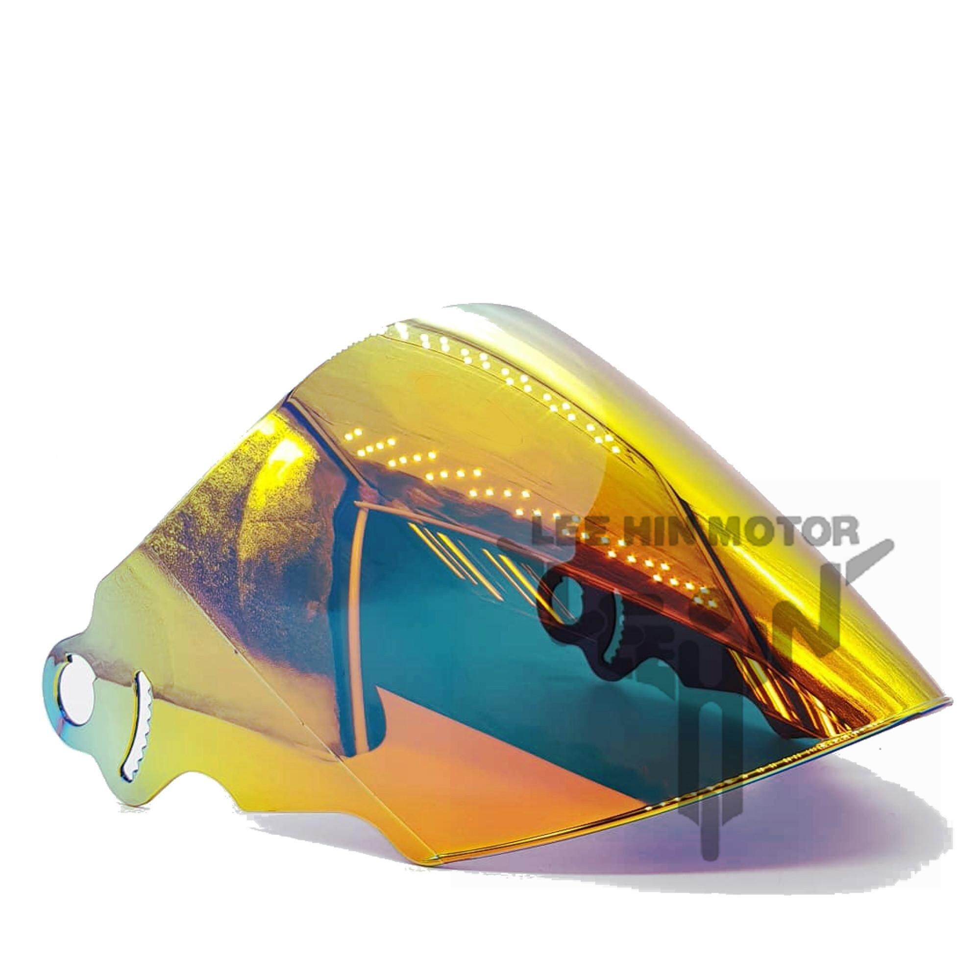 100% Original ARC Ritz Day Night Visor ( Orange ), Orange