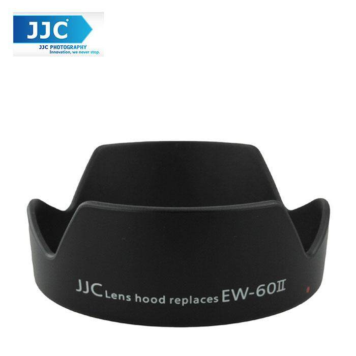 JJC LH-60ii Lens Hood for Canon EF 24mm f/2.8 Camera Lens ( EW-60II )