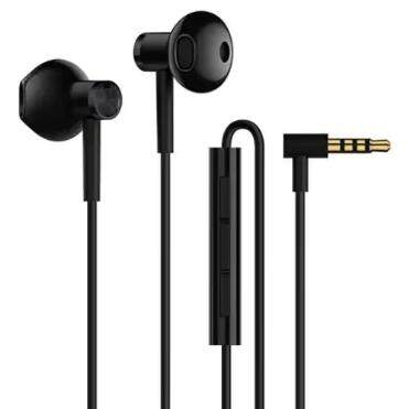 Xiaomi Dual Drivers In-ear Earphone with Microphone Line Control