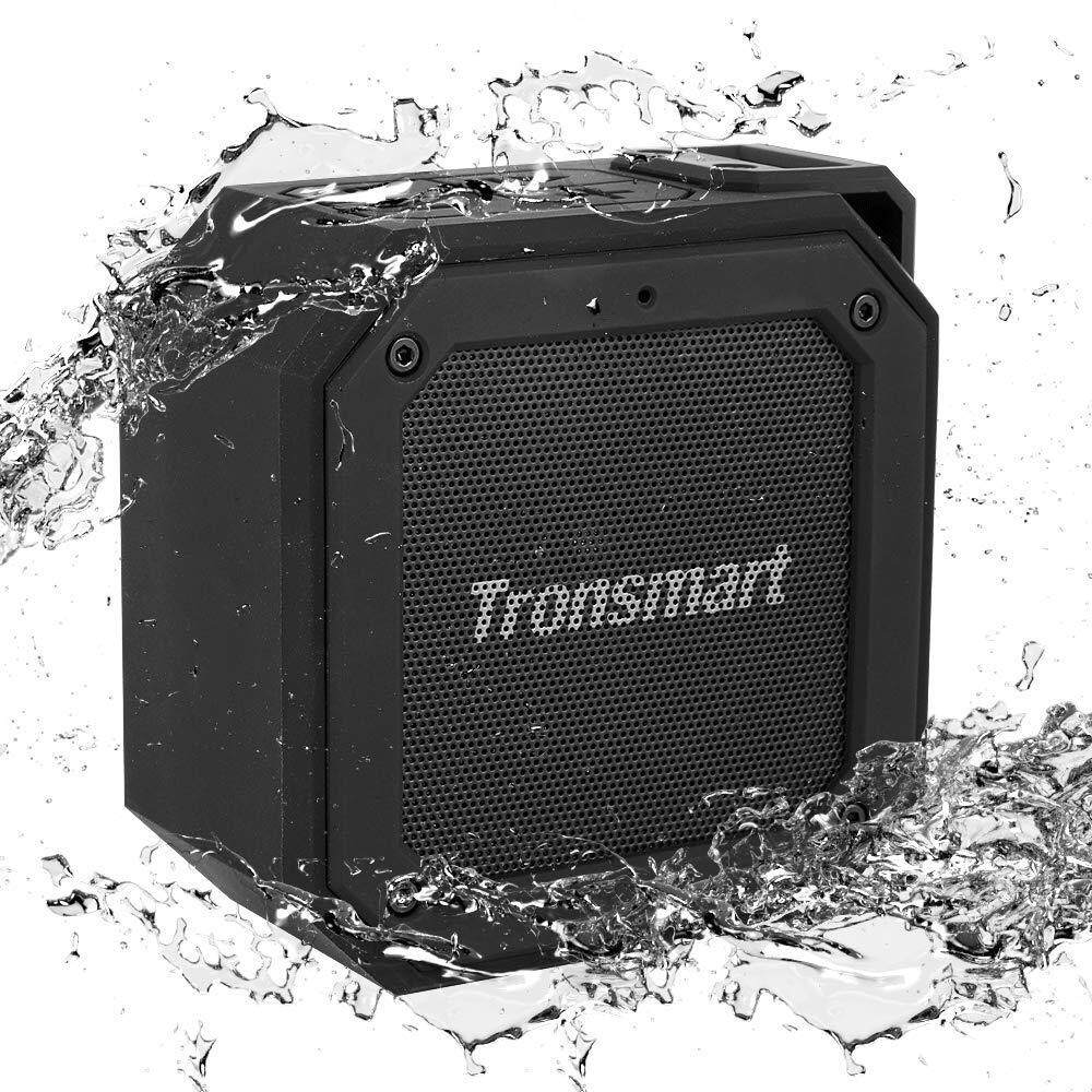 Tronsmart Element Groove IPX7 Water Resistant Portable Outdoor Bluetooth Speaker