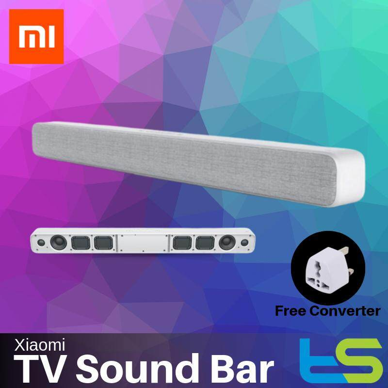 Xiaomi 33 Inch Mi TV Soundbar Home Theater Wired and Wireless Bluetooth Audio Speaker Sound Bar - AUX in Optical Volume Button