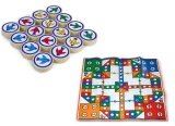 Aeroplane Chess Mat Set -