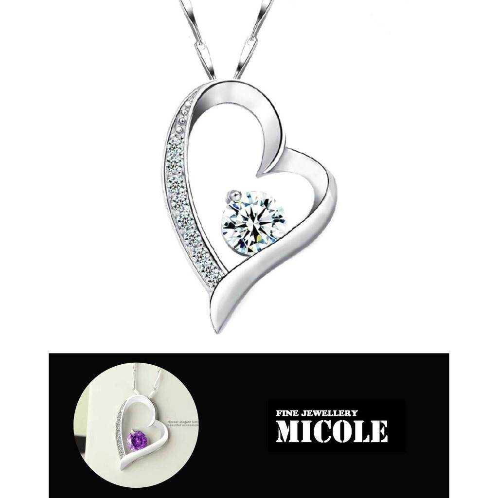 MICOLE M1009 Necklaces Fashion Ladies Women Necklace Pendant
