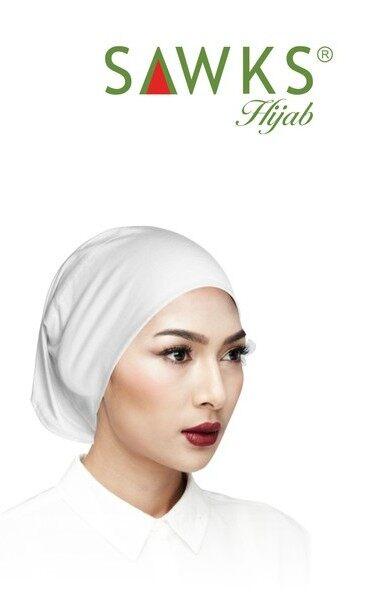Semlouis Aurat Cotton Tube Inner Hijab -Adult /dewasa