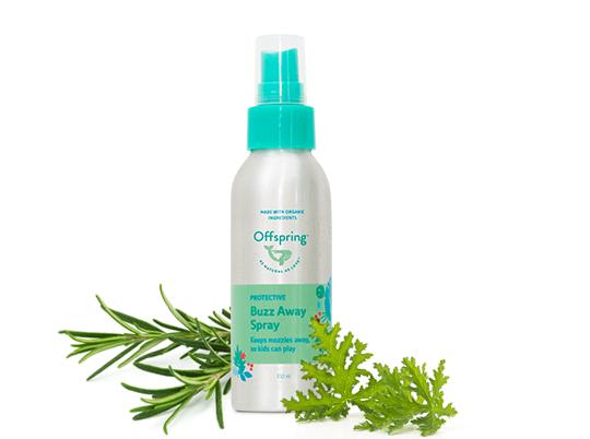 Offspring Natural Protective Buzz Away Spray 100ml