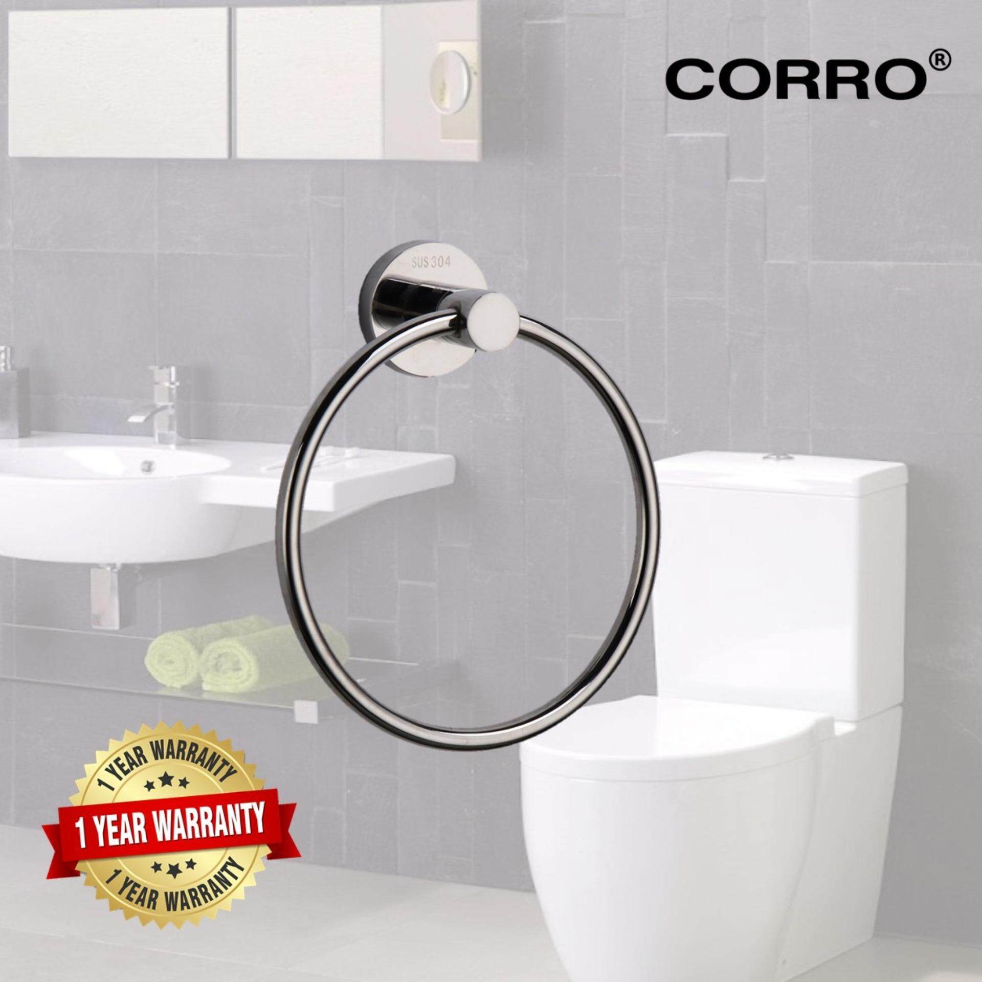 CORRO High Quality SUS304 Stainless Steel Towel Ring