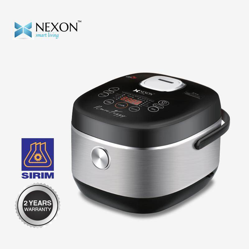 NEXON DIGITAL RICE COOKER 1.8L WITH TOUCH PANEL