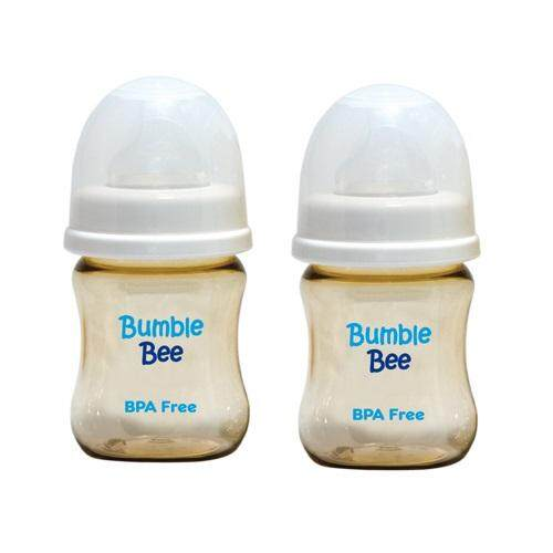Bumble Bee 5oz PES Bottle (WE0004) Twin Pack