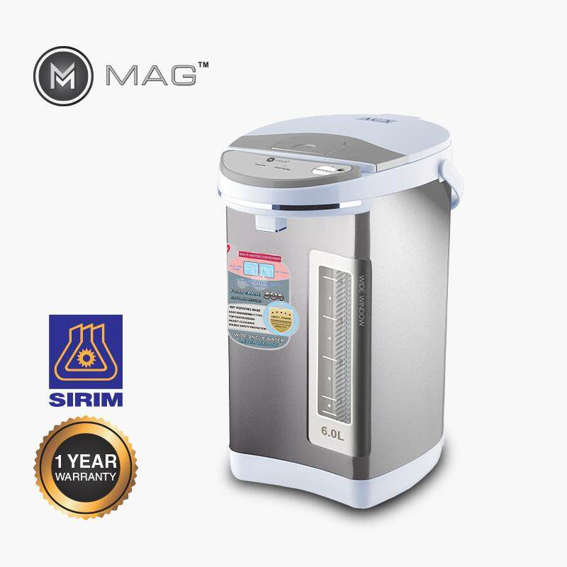 MAG 6L ELECTRIC THERMO POT