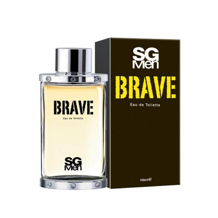 SG Men Eau De Toilette Brave 100ml perfume for men