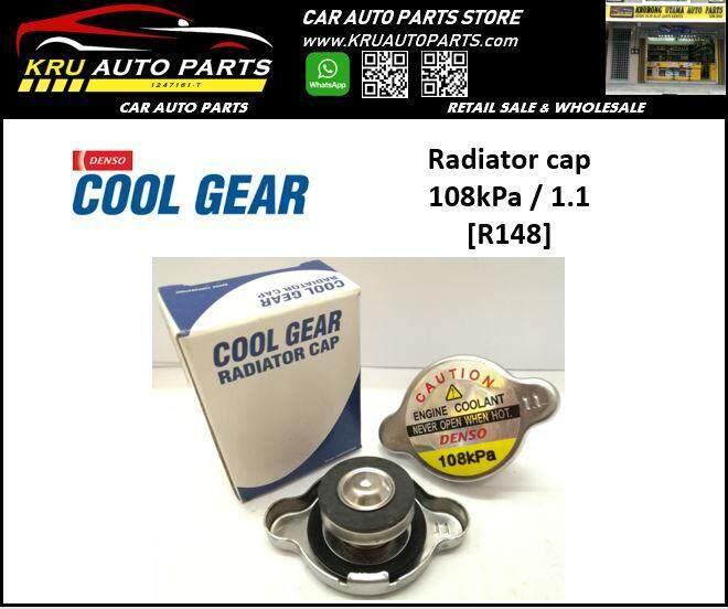 Radiator cap (R148) - Perodua Myvi / Toyota / Honda SM4 / ISUZU / SUZUKI / MAZDA