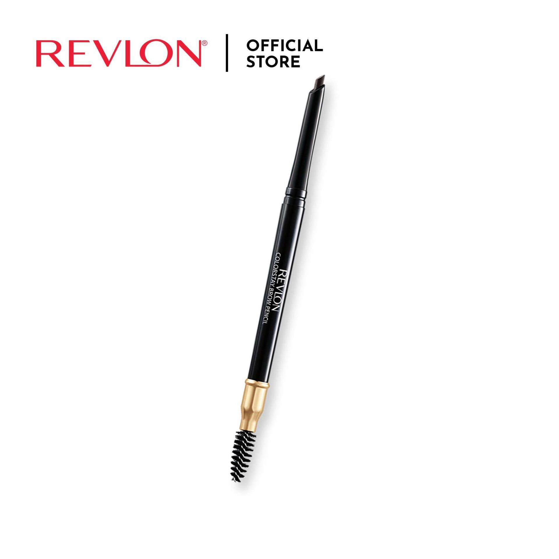 Revlon Colorstay Brow Pencil - Soft Black