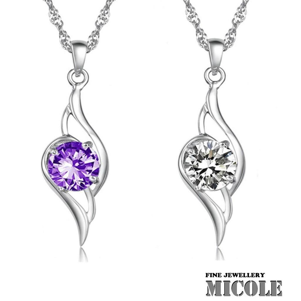 MICOLE M1024 Fashion Women Necklace Pendant