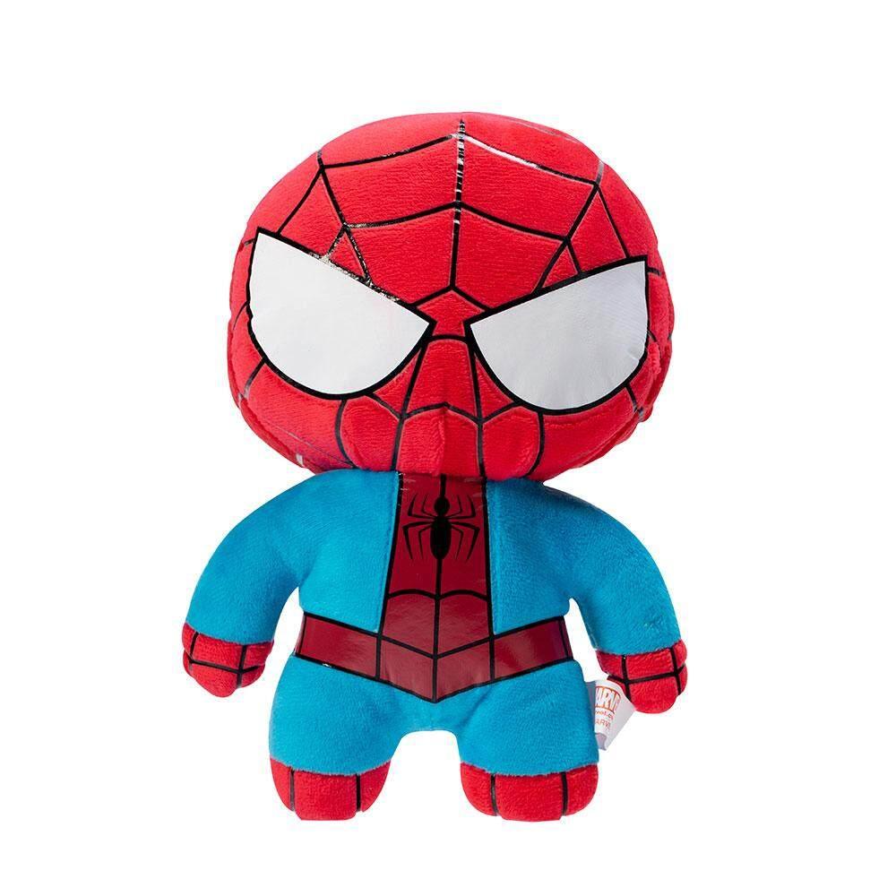 Beast Kingdom Marvel Kawaii 8 Plush Toy - Spider Man (MK-PLH8-SPM) - Mainan Kanak Kanak Lelaki