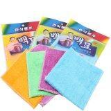 ZEco Bamboo Fiber Towel  (Random color, 10-pack)