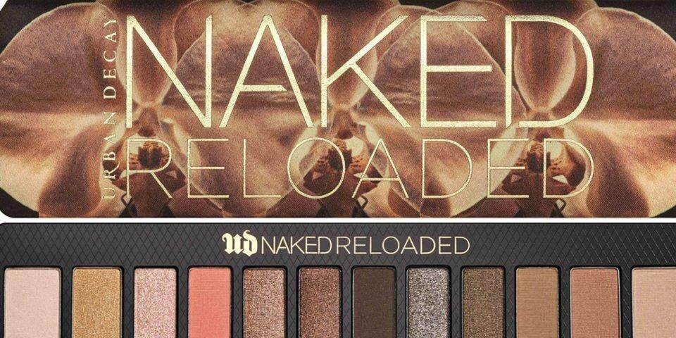 Naked Reloaded Eyeshadow
