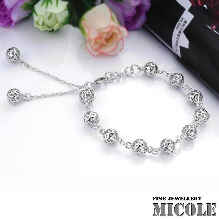 MICOLE B6011 Bracelets Charms Ladies Fashion Charm Bracelet